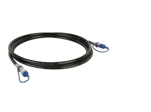Showtec CO2 Q-Lock Hose - 2,5m