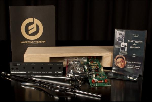 Moog Etherwave Theremin Kit
