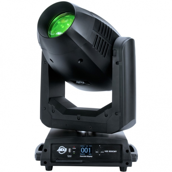 American DJ Vizi CMY 300 LED Movinghead