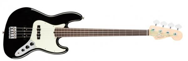 Fender AM Pro Jazz Bass RW BLK Fretless