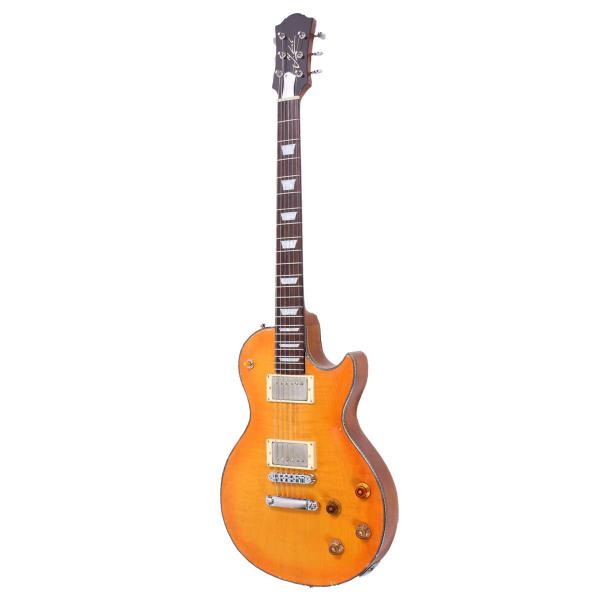 Jozsi Lak LesPaul Style E-Gitarre Ahorn