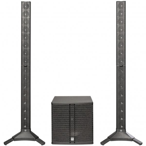 HK Audio GALA System inkl. Schutzhüllen