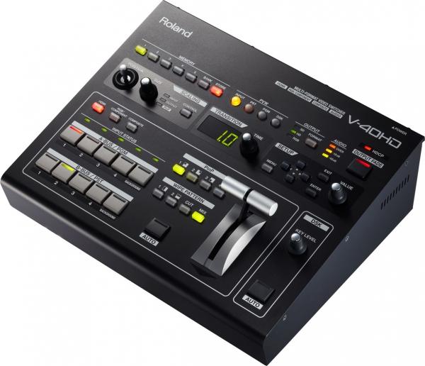 Roland V-40HD Video Mischer