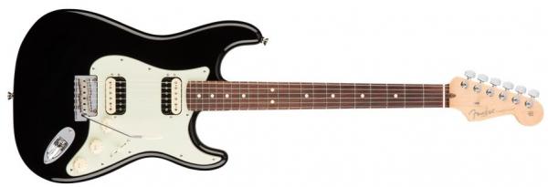 Fender AM Pro Strat HH RW BLK