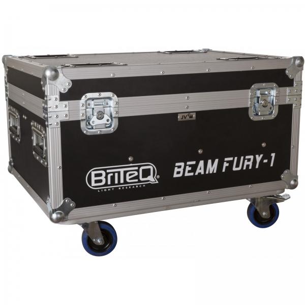 Briteq Case für 6 x BEAM FURY-1
