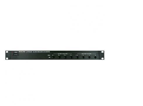 Tascam La-40 Mk3 Symmetrieverstärker Chi/xlr In/out 4-kanal
