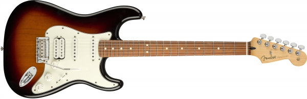 Fender Player Strat HSS PF 3CS