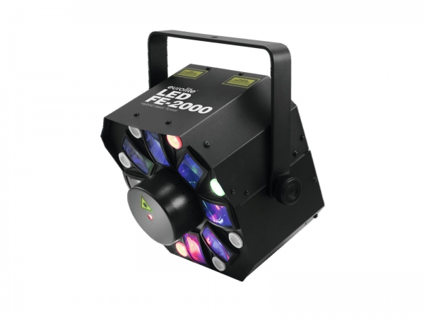 Eurolite LED FE-2000 Hybrid Laserflower
