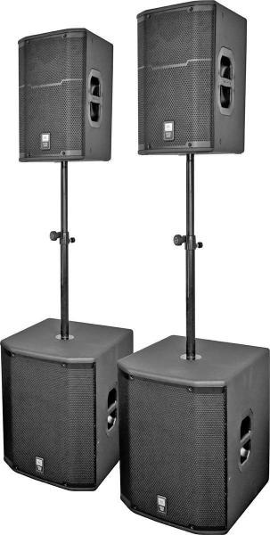 JBL PRX4 System