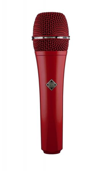 Telefunken M80 Red