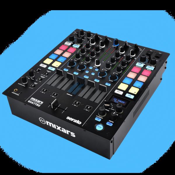 Mixars Quattro
