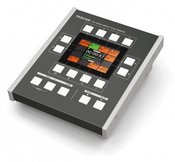 Tascam RC-SS150 Kabelfernbedienung