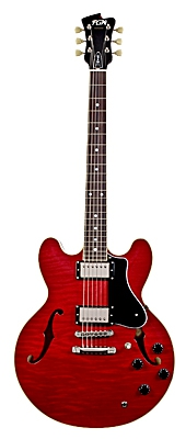 FGN Masterfield Semi Acoustic Cherry HH