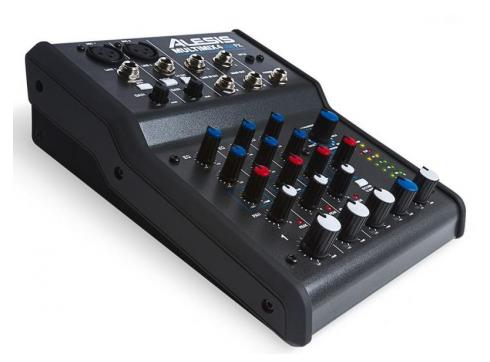 Alesis multimix 4USBFX