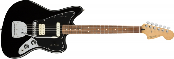 Fender Player Jaguar PF BLK