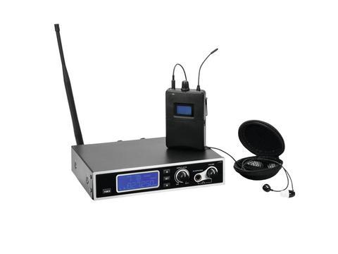 Omnitronic IEM-1000 In Ear Monitoring Set