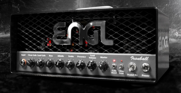 Engl Ironball E606 Head 20
