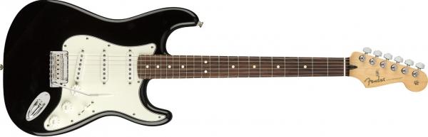 Fender Player Strat PF BLK