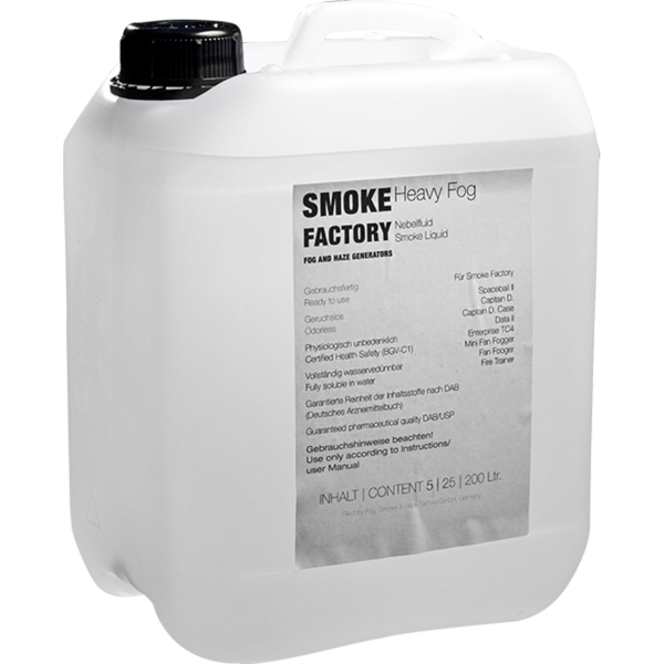Smoke Factory Heavy-Fog 5 Liter