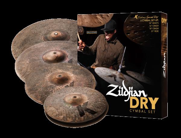 Zildjian Beckenset K Custom Special Dry Dymbal Pack