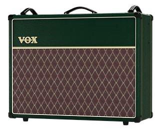 VOX AC30 C2 British Racing Green
