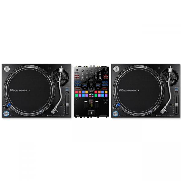 Pioneer PLX Set 5 - 2 x PLX-1000 + 1 x DJM-S9