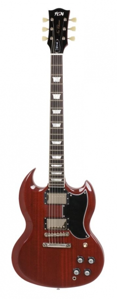 FGN Neo Classic DC10 Wine Red