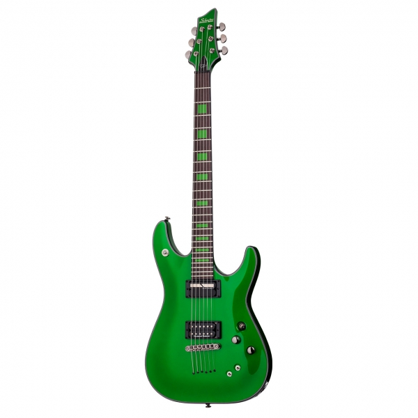 Schecter Signature Kenny Hickey S C-1 EX-S Steele Green