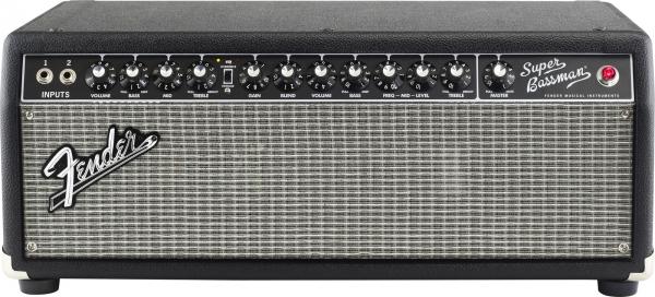 Fender Super Bassman
