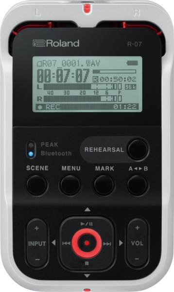 Roland R-07 WH
