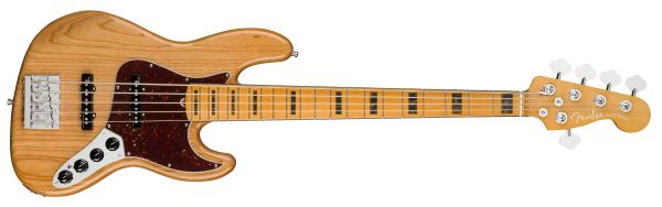 Fender AM Ultra Jazz Bass V MN AGN