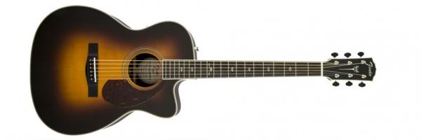 Fender PM-3 DLX Triple 0 Sunburst