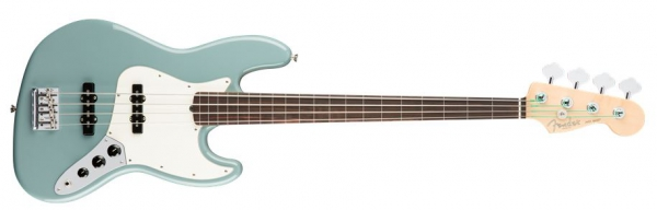 Fender AM Pro Jazz Bass RW SNG Fretless