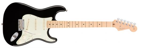 Fender AM Pro Strat MN BLK