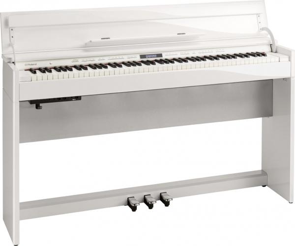 Roland DP603 Polished White