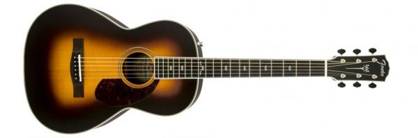 Fender PM-2 DLX Parlor Sunburst