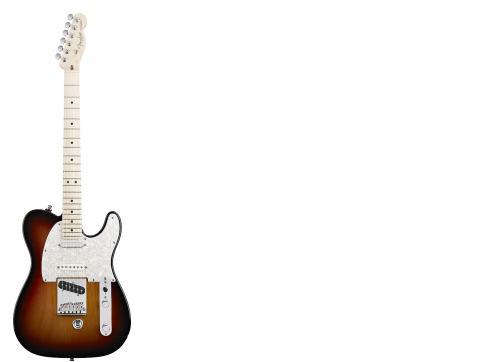 Fender AM Nashville B-Bender Tele MN 3TS