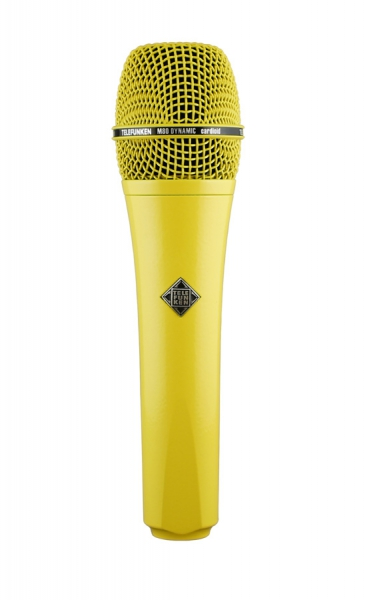 Telefunken M80 Yellow