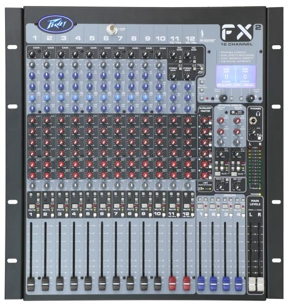 Peavey FX 2 16 Analogmixer