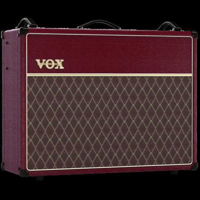 Vox AC30C2 Maroon Bronco Ltd.