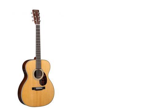 Martin Guitars OM-28E Retro