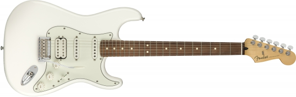 Fender Player Strat HSS PF PWT