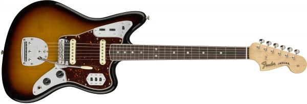 Fender American Original 60S Jaguar RW 3CSB