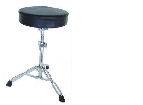große Sitzfläche DIMAVERY DT-80 Schlagzeugsitz