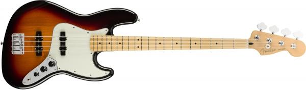 Fender Player Jazz Bass MN 3CS